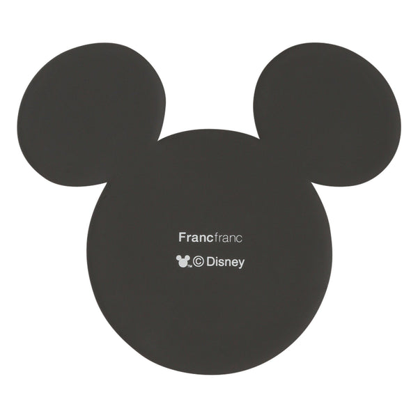 DSY MICKEY ICON COASTER BLACK X RED