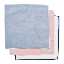 COLORE DISH CLOTH 3P BASIC