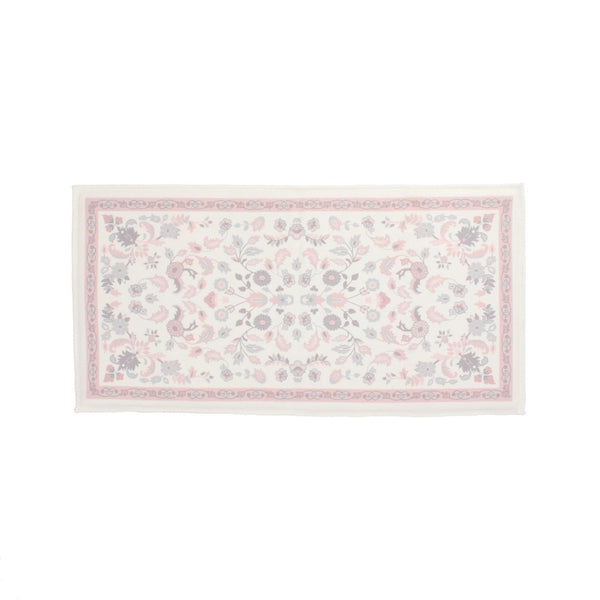 ORNAMENT PRINT DRYINGMAT PINK