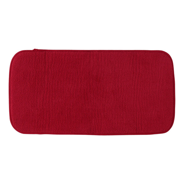 MARINE Stripe Drying Mat Red