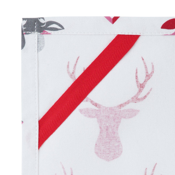 MULTI Cloth Deer Red