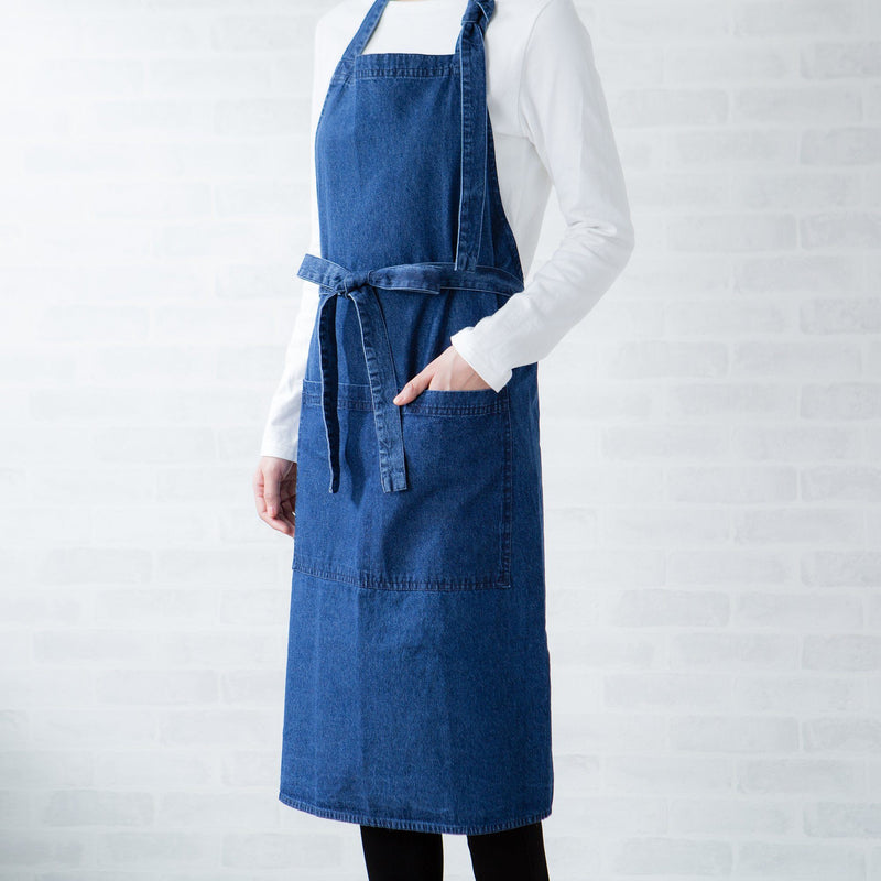 BRIM Full Apron Navy