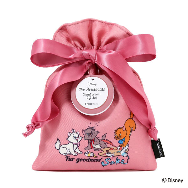 DISNEY ARISTOCATS Hand Cream 3pcs giftset
