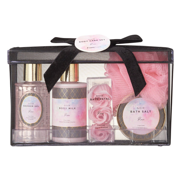 NOIR BODYCARE GIFTSET Pink Medium