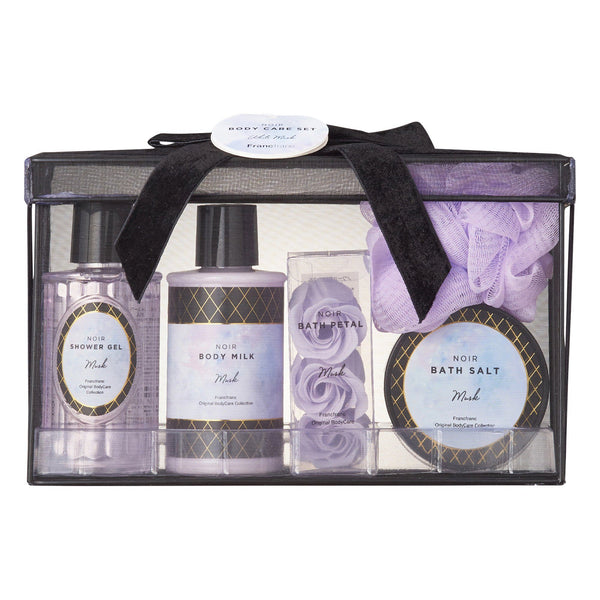 NOIR BODYCARE GIFTSET Purple Medium
