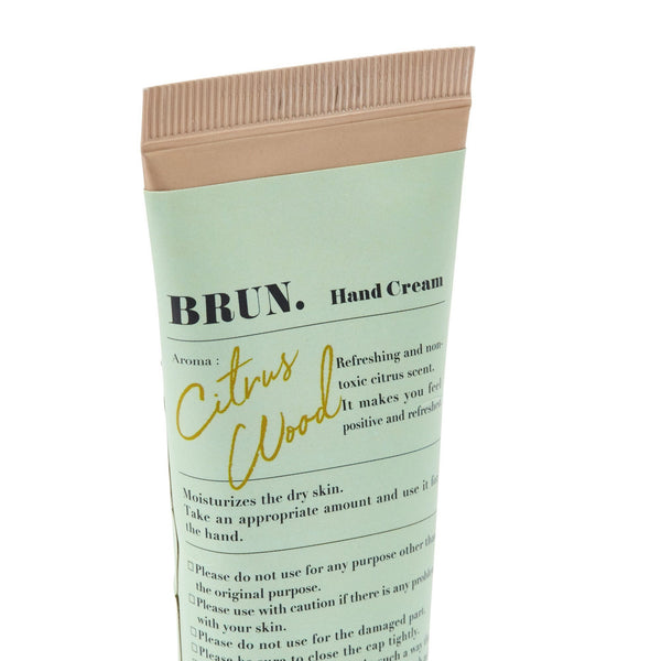 BRUN HANDCREAM Green