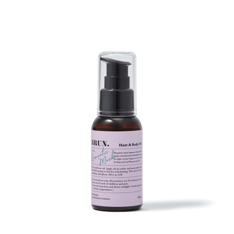 BRUN HAIR&BODY OIL Purple