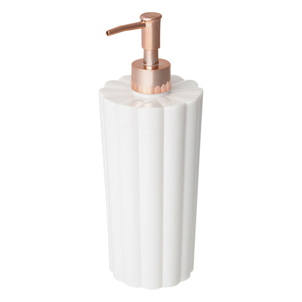 SHARLOTTE DISPENSER WHITE