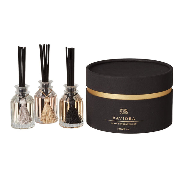 RAVIORA ROOM FRAGRANCE SET