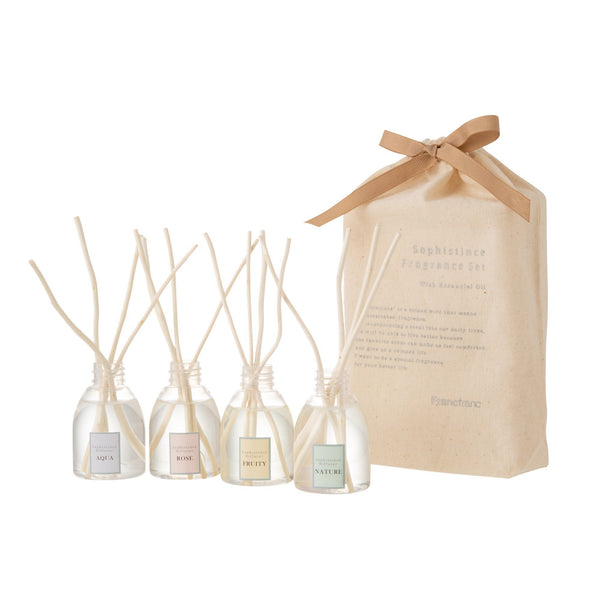 SOPHISTINCE Room Fragrance Set