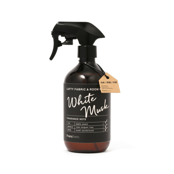 LUFTY Mist White Musk 3 BLACK