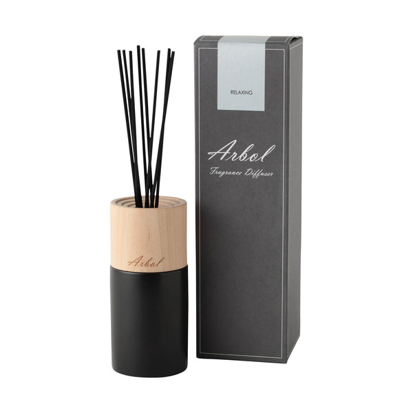 ARBOL FRAGRANCE DIFFUSER BLACK