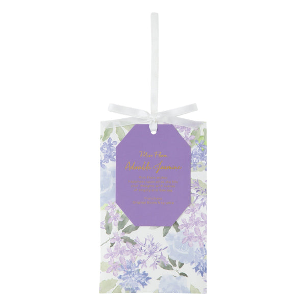 MISS FLORA Sachet Purple