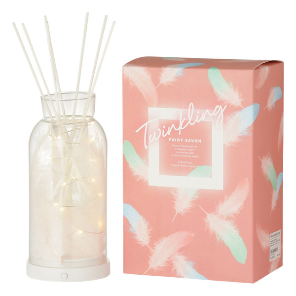 TWINKLING FRAGRANCE FEATHER PINK