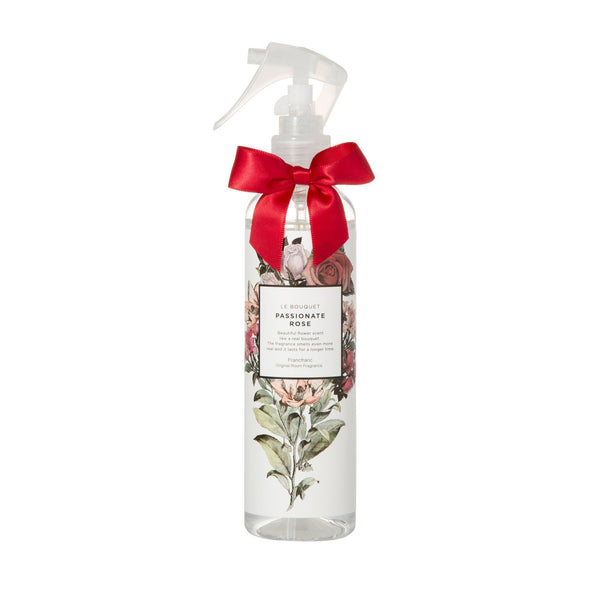 LE BOUQUET FABRIC MIST Red
