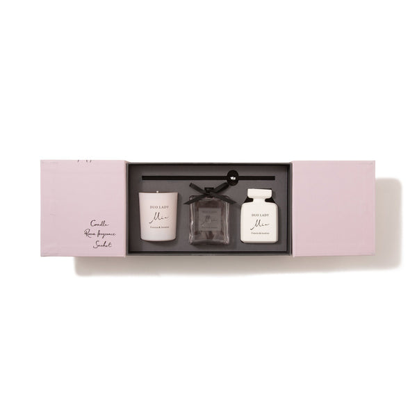 DUO LADY FRAGRANCE SET Pink