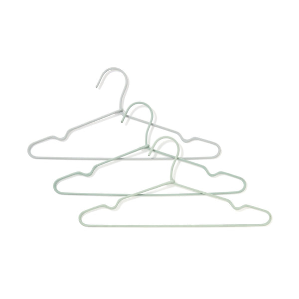 HANGER Set 3pcs GREEN