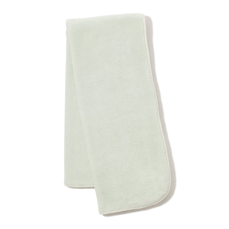 FLUFFY FACE TOWEL LBL