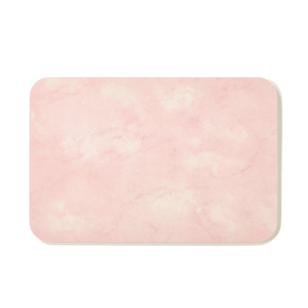 DIATOM EARTH BATHMAT MARBLE PK