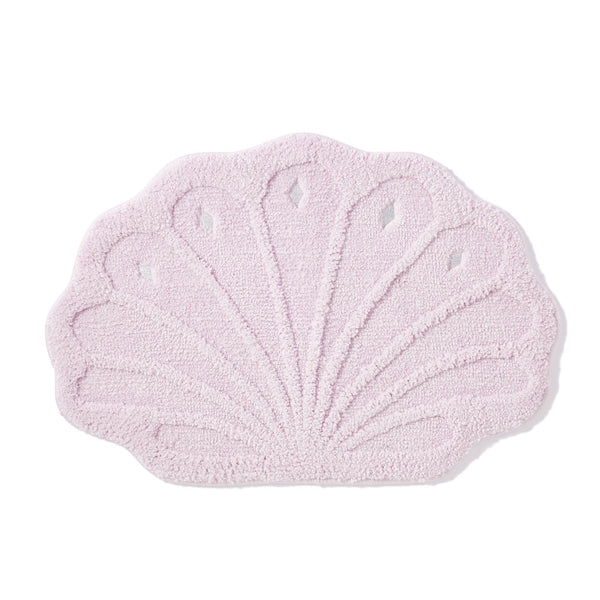 SHELL MULTI MAT LIGHT PINK