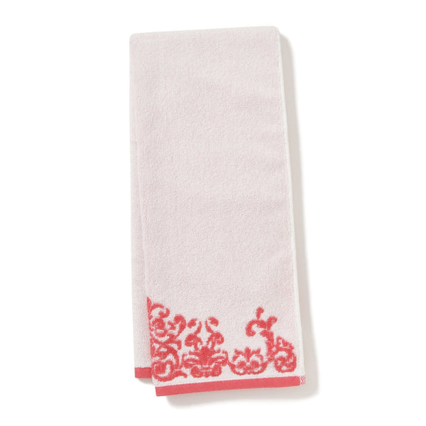 MODERN DAMASK FACE TOWEL RD