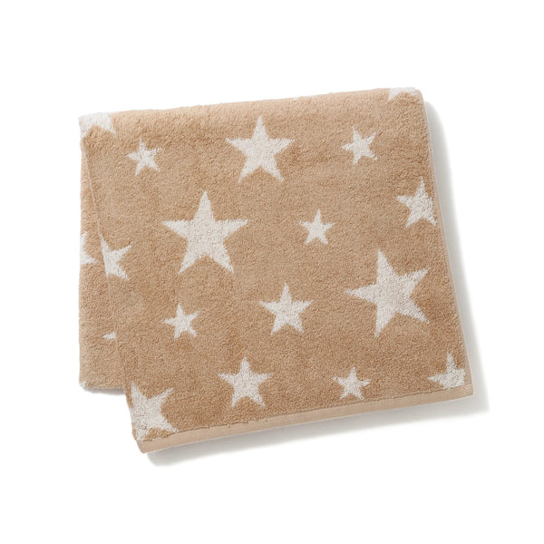 20SUMMER VALE BATH TOWEL Star Beige