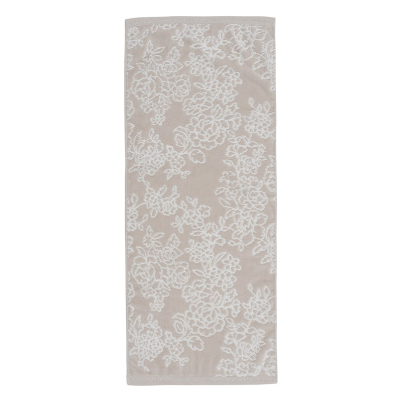 LIONA Face Towel Gray