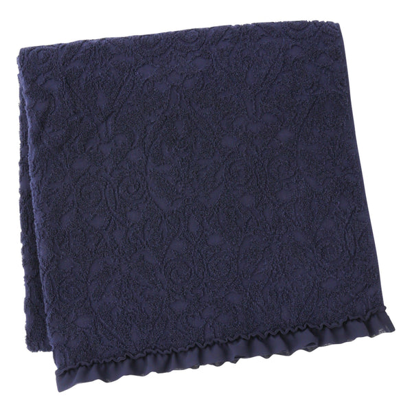 ANELA Bath Towel Navy