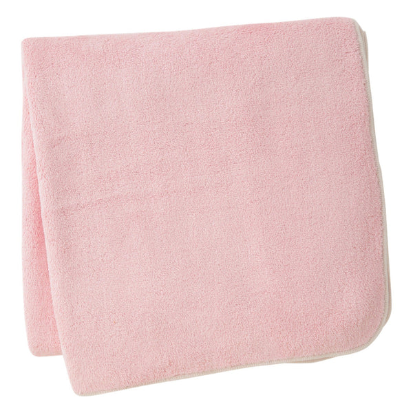 FLUFFY Bath Towel Pink