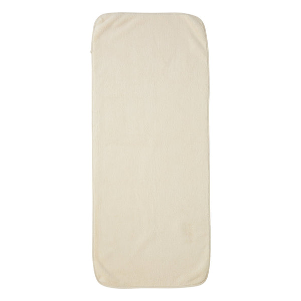 FLUFFY Face Towel Ivory