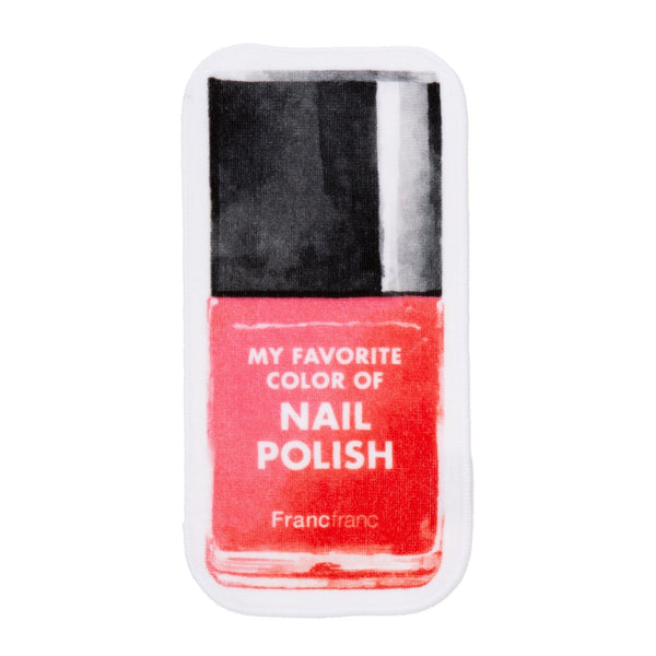 COSME HT NAIL Red