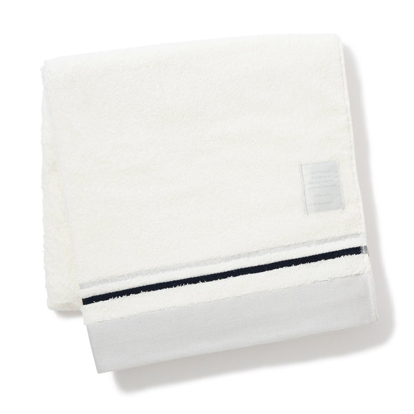 PROPRE II BATH TOWEL WHITE