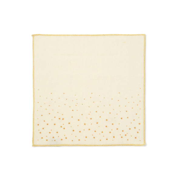 ORNAMENT HANDKERCHIEF IVORY