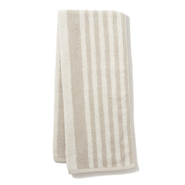 Autumn VALE FACE TOWEL BORDER Gray