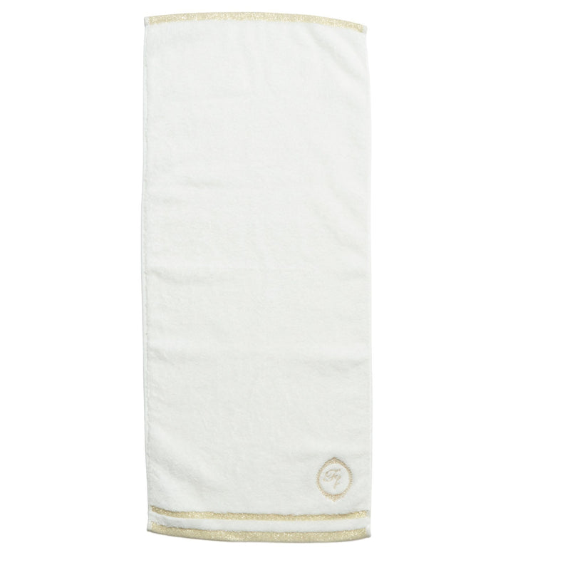 OR MODERNE FACE TOWEL WH