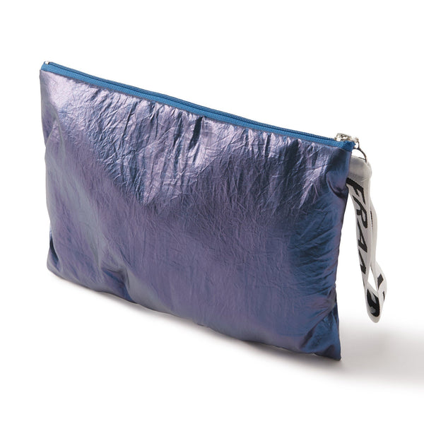 COSMIC CLUTCH BAG  Navy
