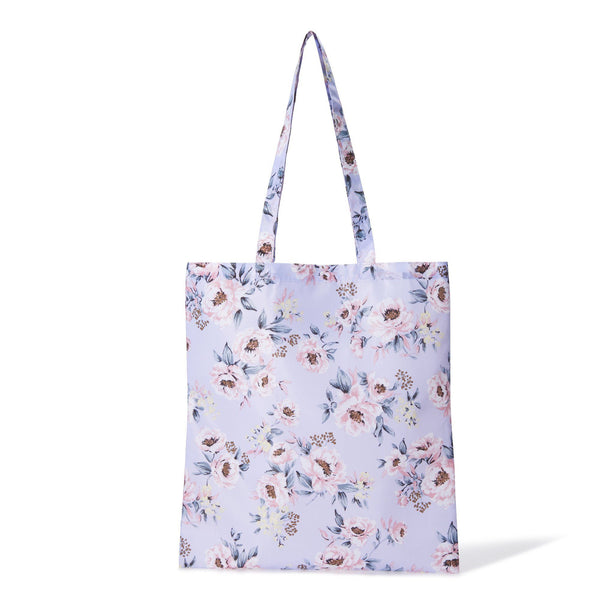 ERUN ECOBAG FLOWER Purple
