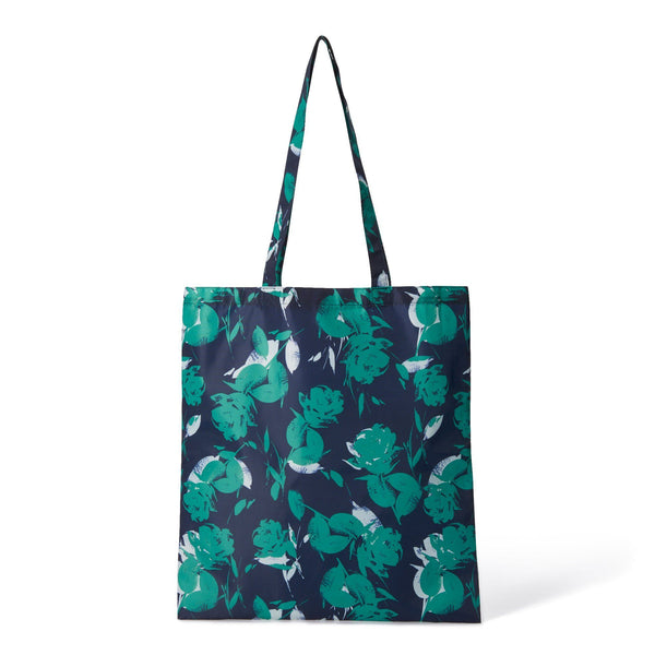 ERUN ECOBAG FLOWER Navy