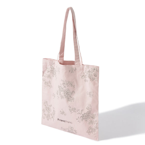 LOGOTOTE FLOWER Small Pink
