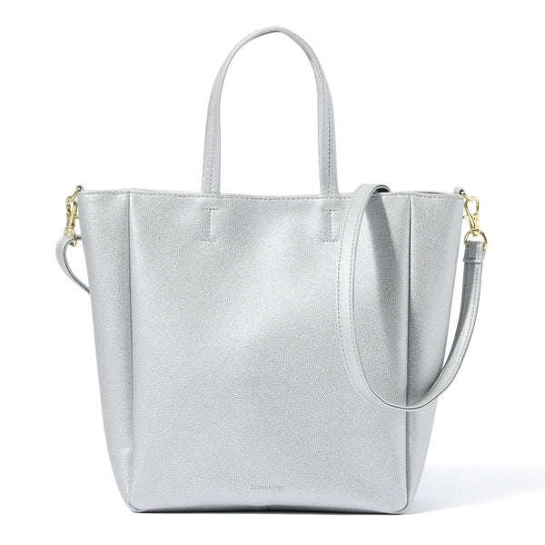 COLOREE MINI BAG Sliver
