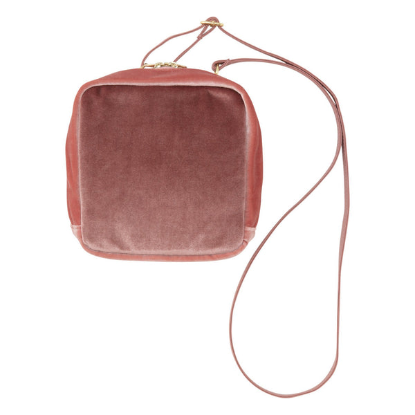 RAY SQUARE SHOULDER BAG Pink