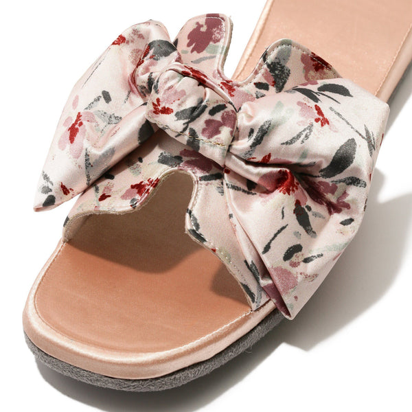 SCARF RIBBON ROOM SHOES PK