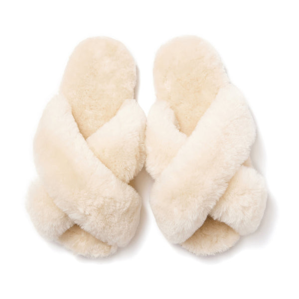 SHEEP FUR CROSSROOMSHOES IV