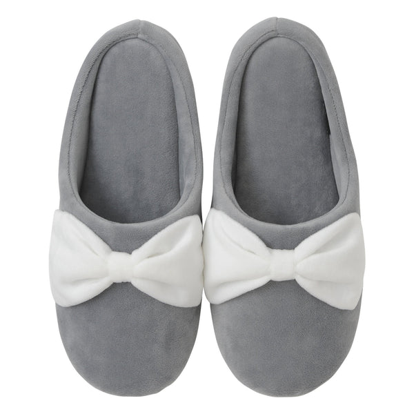 MODERNE ROOM SHOES MEDIUM GRAY