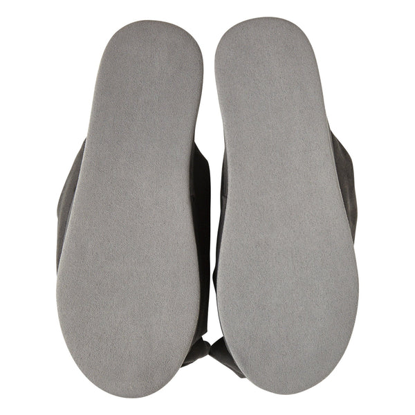 PLAISANT Room Shoes Gray