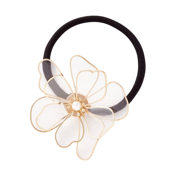 21SS MIA HAIR ELASTIC FLOWER