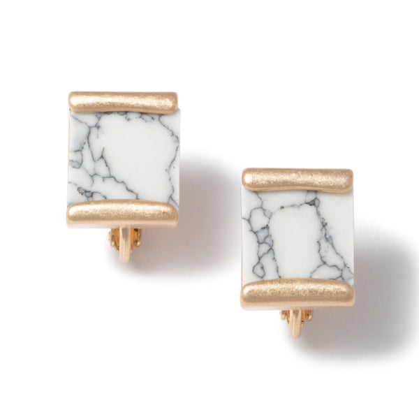 MIA Earing Marble A