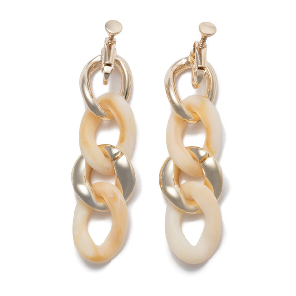 MIA Earring Marble A