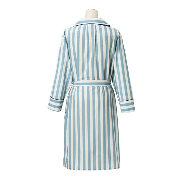 ITALIAN STRIPE DRESS BL