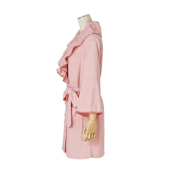 MONA BATH ROBE Pink